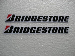 Sticker Aufkleber Autosport Motorcross Racing Auto-Turning BRIDGESTONE Race GT