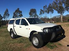 2007 trition turbo diseal 4x4 Horsley Park Fairfield Area Preview