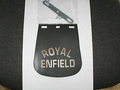 Royal Enfield front mudguard rubber flap