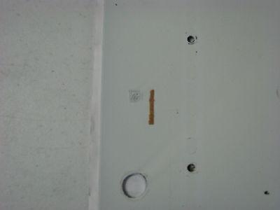 Hoffman 17 X 14.5 Steel Enclosure Panel