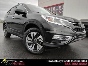 HONDA CR-V TOURING 2016**31856KM**CERTIFIED 100000KM**