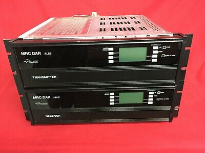 Microwave Radio Dar Transmitter Receiver With Digital Modem Cards Asi Smpte310