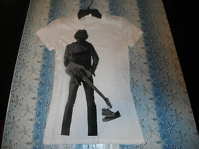 2009 LADIES BRUCE SPRINGSTEEN CONCERT T SHIRT SIZE SMALL