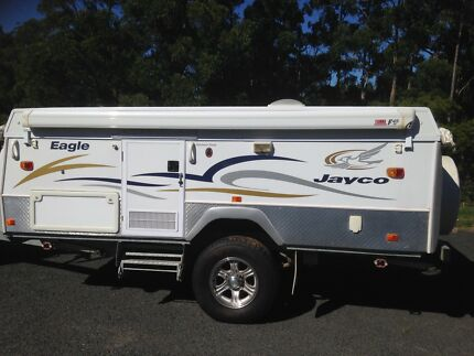 Jayco Outback Camper North Motton Central Coast Preview