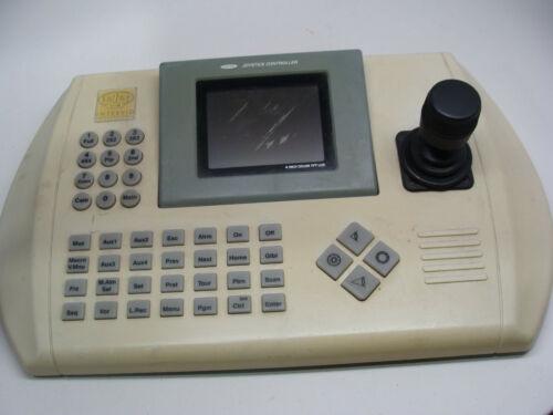 Intervid ITV-KEY-1010 LCD Keyboard Security Camera Controller Joystick