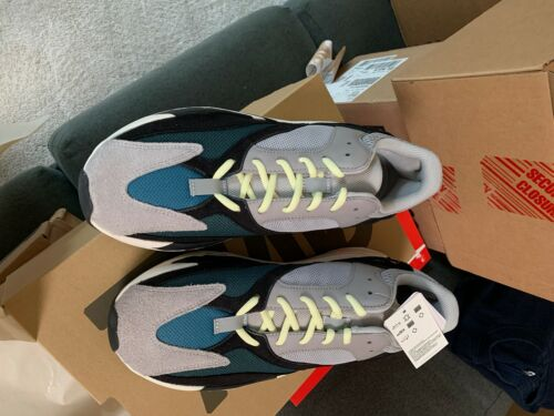 adidas Yeezy Boost 700 Wave Runner, US Size 12