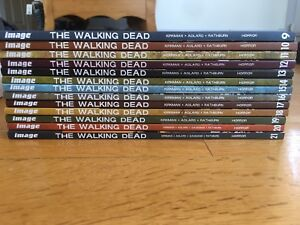 The Walking Dead ANGLAIS 60$