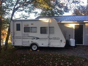 17 ' travel trailer