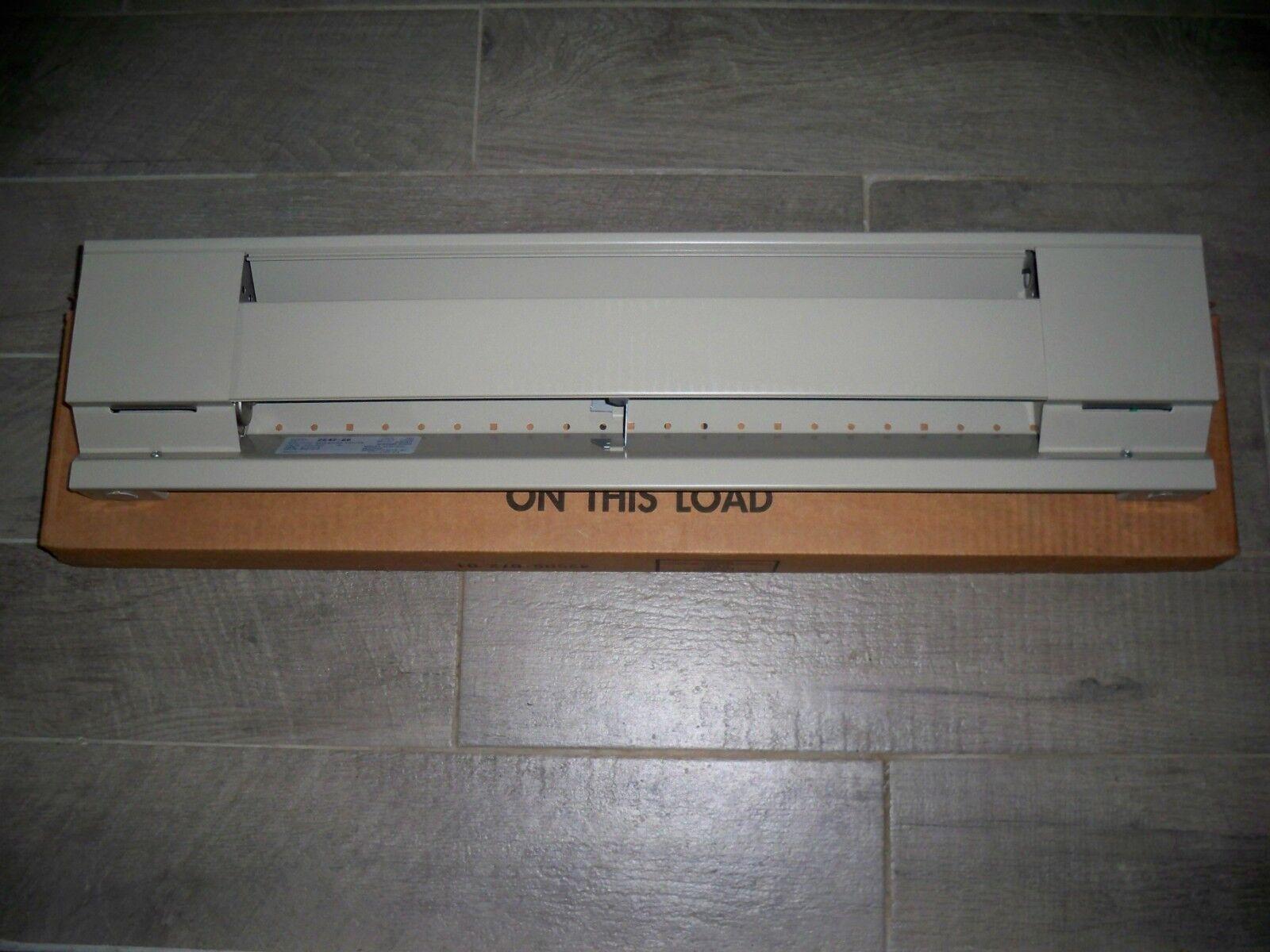 Marley 2' Electric Baseboard Heater 2542-6B 2500 Series 500/