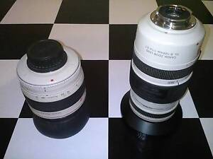 Two Canon EX1 video camera lenses Myaree Melville Area Preview