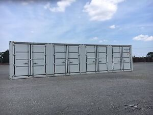 "40' x 9'6"" Shipping Container / Storage Container"