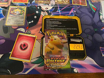 Pokemon Vivid Voltage Elite Trainer ETB Box Pack Heavy!!!~ Rainbow Pikachu?!