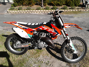 KIM 125 sx2014 Shoal Bay Port Stephens Area Preview
