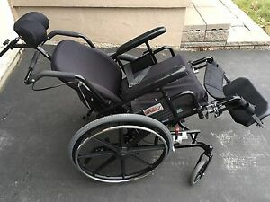 Maple Leaf Super Tilt wheelchair $400