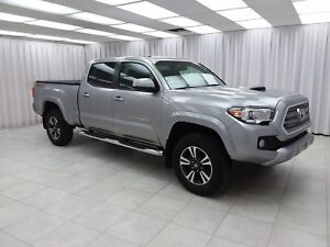 2017 Toyota Tacoma TRD 4x4 SPORT 3.5L 4DR 5PASS DOUBLE CAB w/ BL