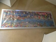 Framed puzzle East Maitland Maitland Area Preview