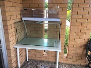 3ft fish tank excellent condition with free filter box on top Sunnybank Brisbane South West Preview