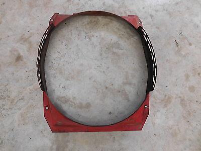 International Farmall 806 856 Diesel Fan Shroud Antique Tractor