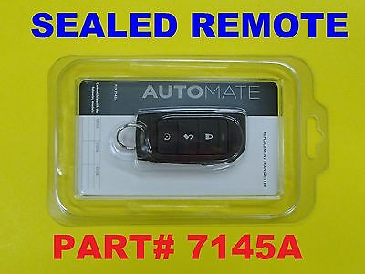 NEW 7145A DEI Automate Remote Start Keyless Remote FOB Transmitter SEALED