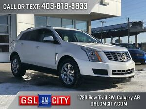 2015 Cadillac SRX Luxury 3.6L All Wheel Drive, Automatic