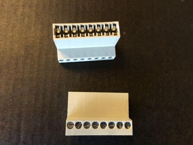 Siemens Unify Octopus Direktsteckklemme Anschlußklemme DST85 Mwst. Rechnung Neu