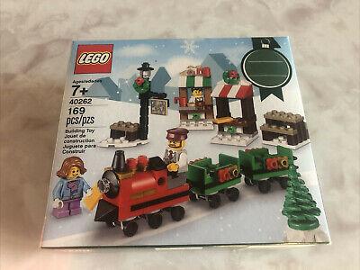 Lego 40262 - Christmas Train Ride New!! Sealed!!