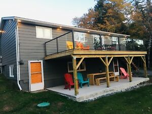 Fully Furnished One (1) Bedroom on the lake, Fall River