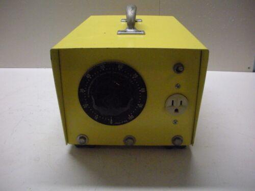 STANDARD ELECTRIC  ADJUST-A-VOLT