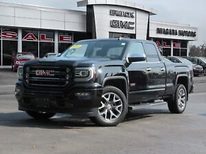 2016 GMC Sierra 1500 SLT Double Cab 4WD **ONE Owner!  Purchased,