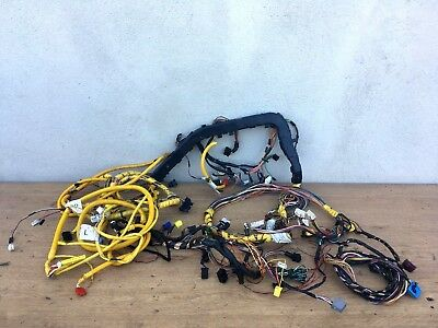 RANGE-ROVER P38 4.6 V8 RHD HARNESS FACIA DASHBOARD WIRING HARNESS WITH AIR COND