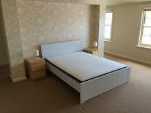 Near-new IKEA queen sized bed with premium mattress Brighton Holdfast Bay Preview