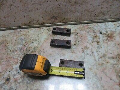 Takisawa Tc-2 Cnc Lathe Lot Of 2 Wedge Wedges Turret Tooling Holder 3