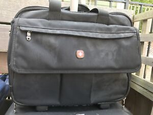 Swiss Army Rolling Briefcase
