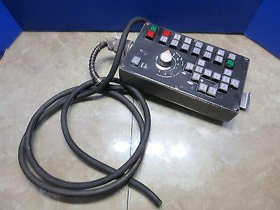 Fanuc Elox Cnc Edm Jog Remote Teach Pendant Switch Unit
