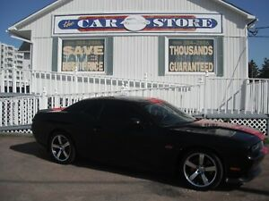 2013 Dodge Challenger SRT8 392 SUNROOF HEATED LEATHER HEATED STE