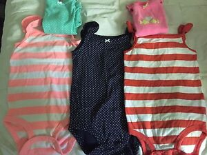 18-24 month and 2T summer clothing
