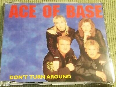 ACE OF BASE DON'T TURN AROUND 3 TRACK IMPORT REMIX CD FREE