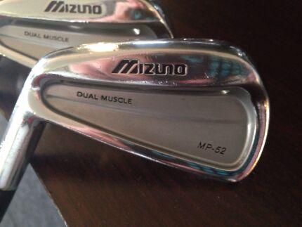 Mizuno mp52 left hand irons  Coes Creek Maroochydore Area Preview