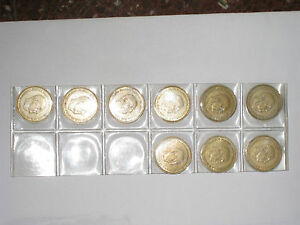 Coleccion-completa-de-1-pts-de-franco-1966-todas-las-estrellas