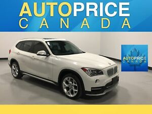 2015 BMW X1 xDrive28i NAVIGATION|PANOROOF|LEATHER