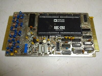 Nova 021-0097 Analog To Digital Converter Board