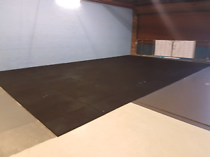 50sqm rubber flooring / gym flooring Toowoomba Toowoomba City Preview