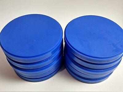 10 Pc Dental Wax Discpuck Usa Made Cadcam Milling 98mm X 14mm