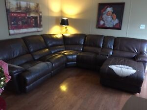 5 piece sectional coach