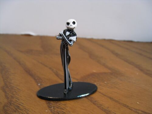 Nano Metalfigs - Nightmare Before Christmas- Jack Skellington Miniature Figurine