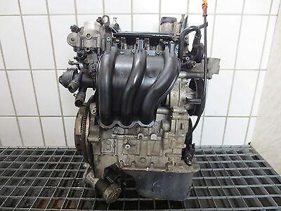 1/2 Motor (VW Polo 9N 1,2 Motor BMD 40KW/54PS Ibiza Fabia 66 Tkm Laufleistung)