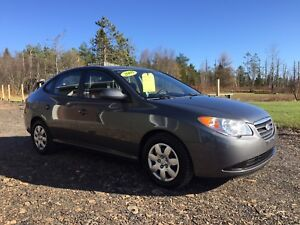 2009 Hyundai Elantra GL BRAND NEW WINTER TIRES & MVI