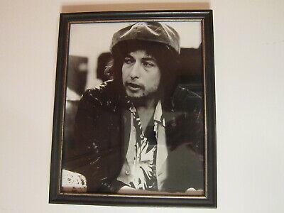 Vintage Bob Dylan 8x10 B&W 1960