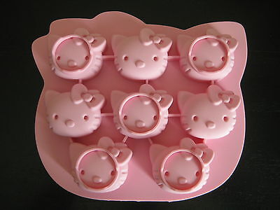 Hello Kitty candy chocolate silicone mold ice tray mini cake pan birthday party