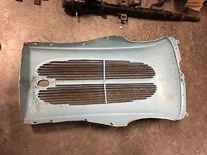1949 Anglia grill classic antique